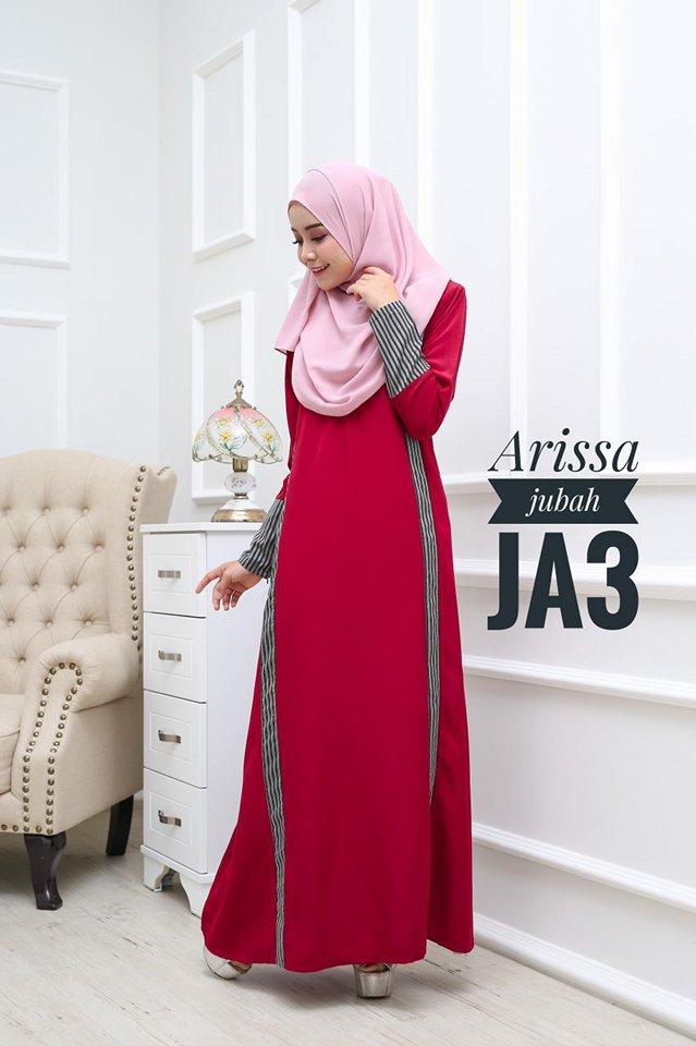 JUBAH ARISSA JA03