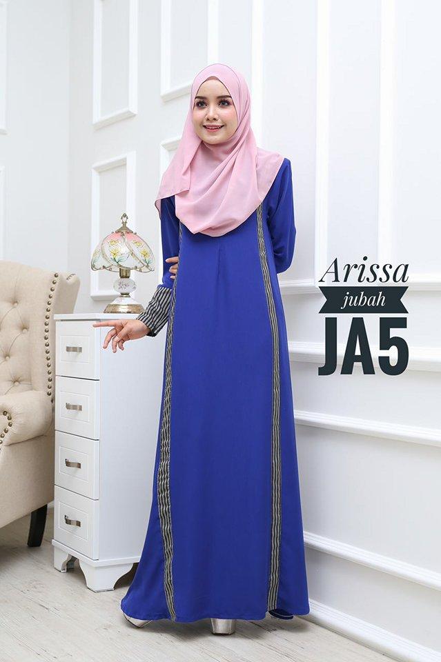 JUBAH ARISSA JA05
