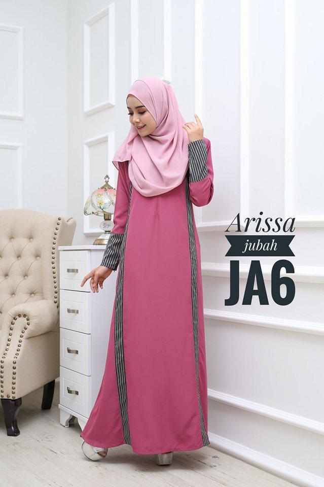 JUBAH ARISSA JA06