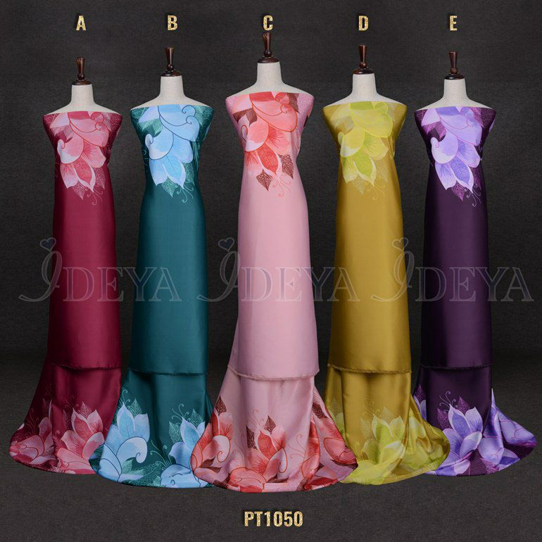 KAIN PASANG SANTINO SILK PT1050 ALL