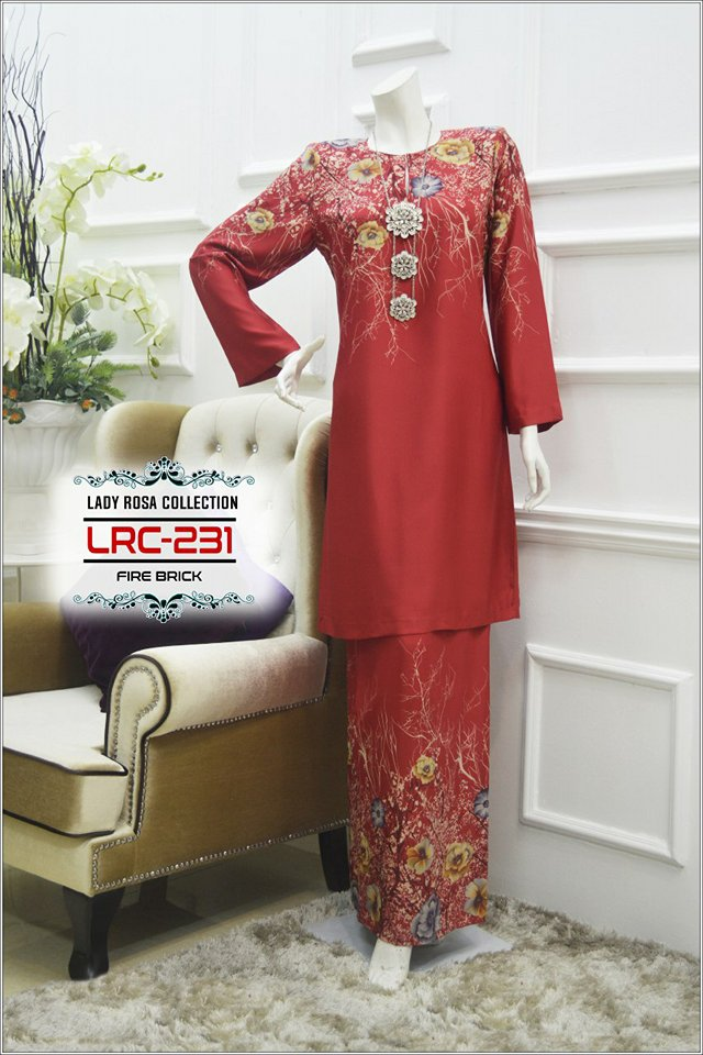 KURUNG LADY ROSSA COLLECTION LRC231 1