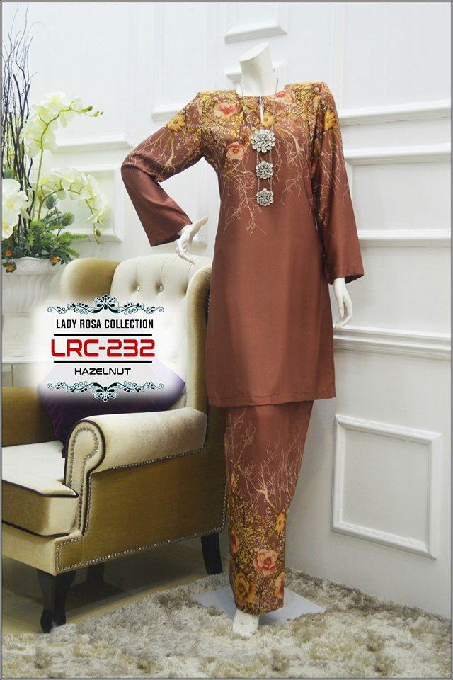 KURUNG LADY ROSSA COLLECTION LRC232 1