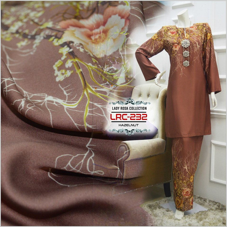 KURUNG LADY ROSSA COLLECTION LRC232 3