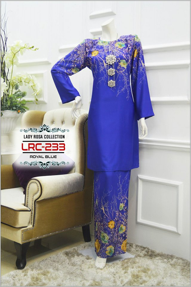 KURUNG LADY ROSSA COLLECTION LRC233 1