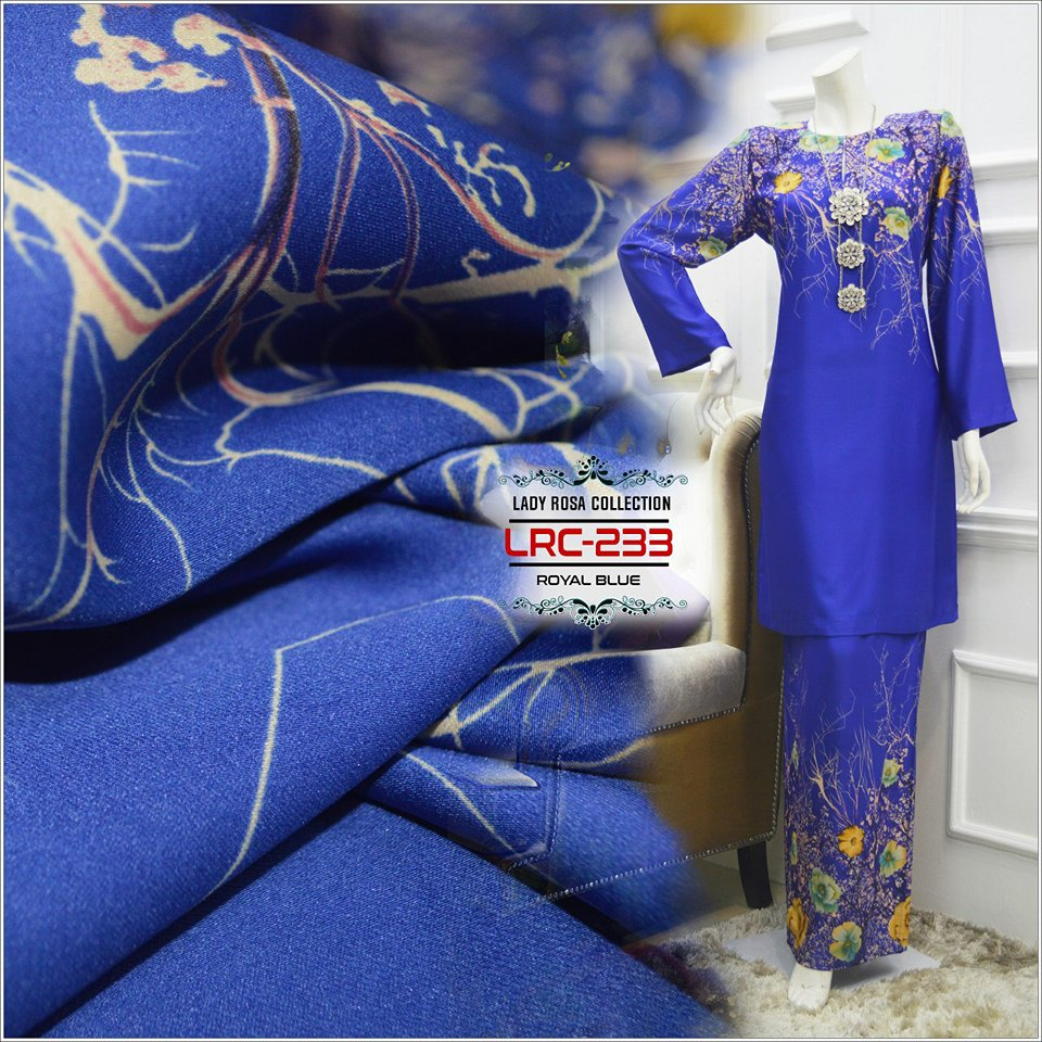 KURUNG LADY ROSSA COLLECTION LRC233 3