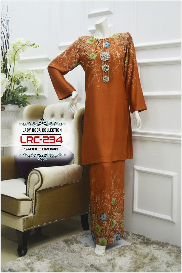 KURUNG LADY ROSSA COLLECTION LRC234 1