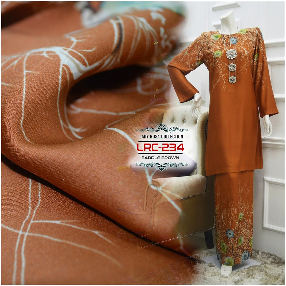 KURUNG LADY ROSSA COLLECTION LRC234 3