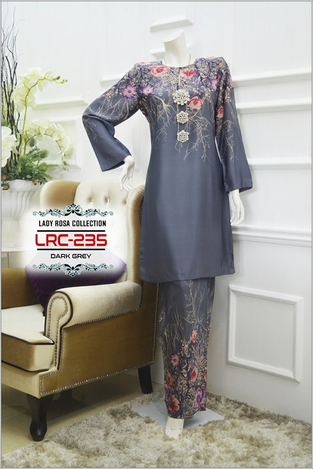 KURUNG LADY ROSSA COLLECTION LRC235 1
