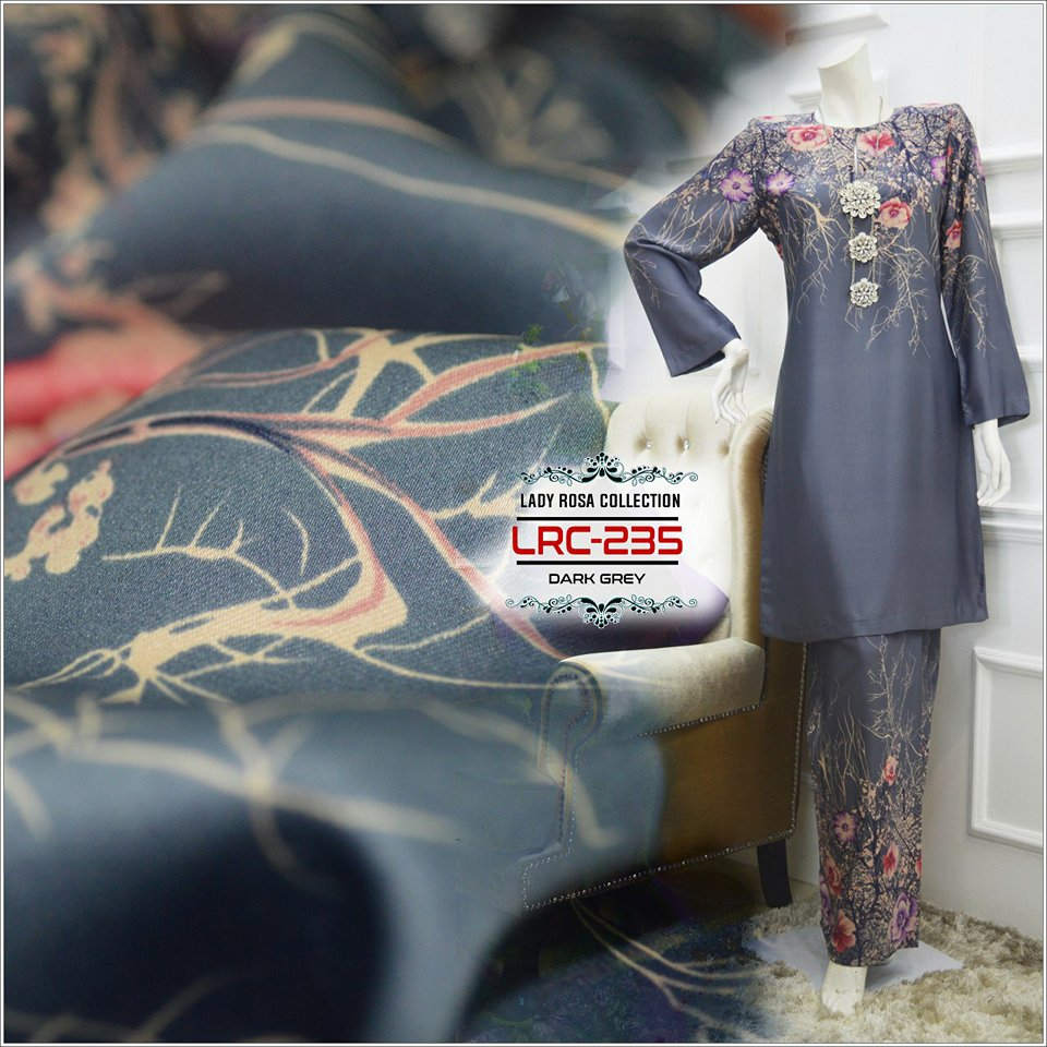 KURUNG LADY ROSSA COLLECTION LRC235 3