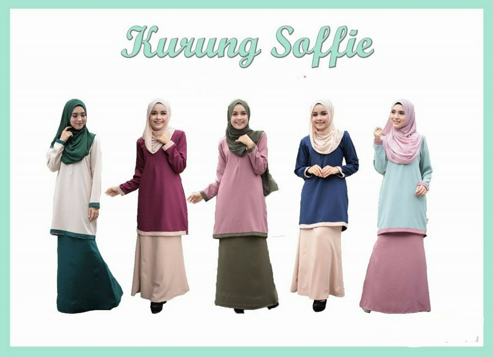 KURUNG MODEN SOFFIE ALL