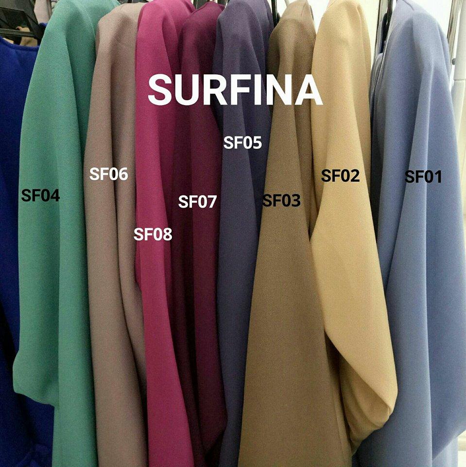 KURUNG SURFINA SF RAIL