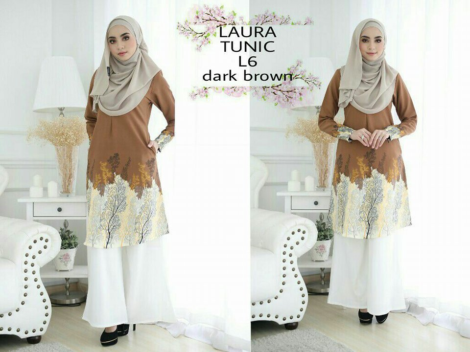 LAURA TUNIC L6