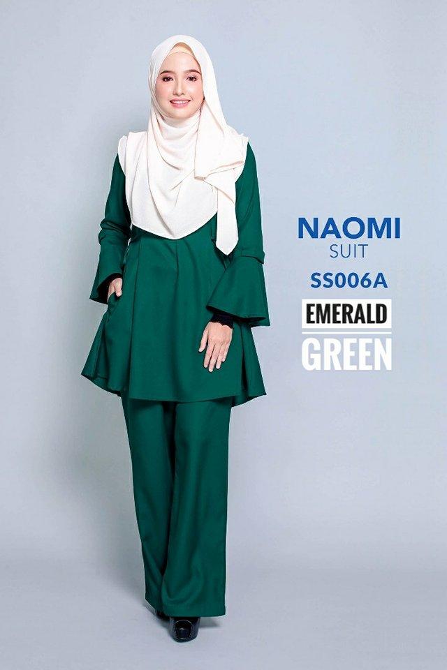 SUIT MUSLIMAH NAOMI SS006A