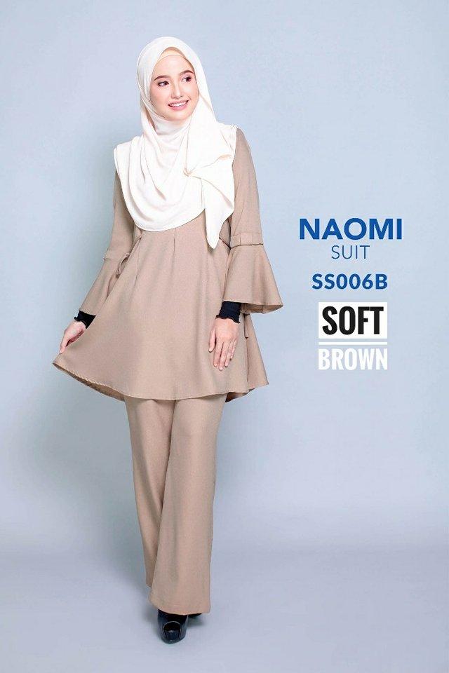 SUIT MUSLIMAH NAOMI SS006B