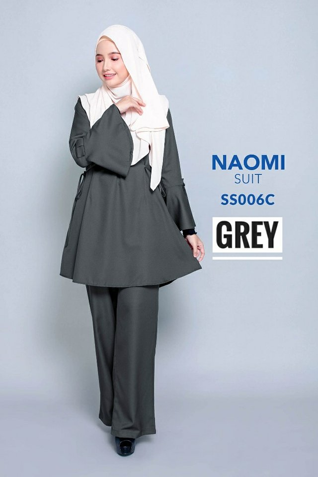 SUIT MUSLIMAH NAOMI SS006C