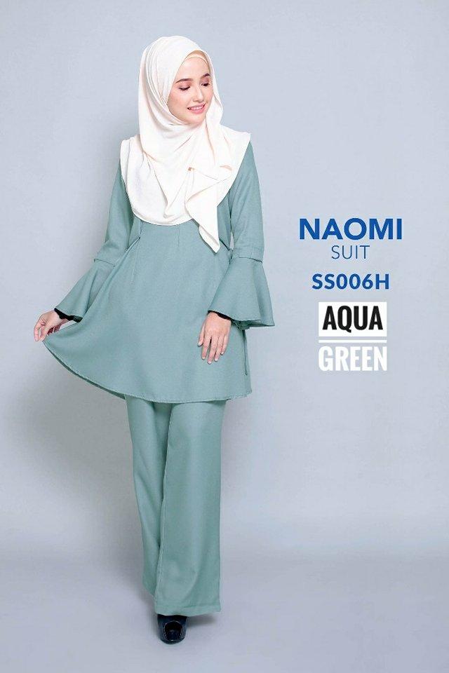 SUIT MUSLIMAH NAOMI SS006H