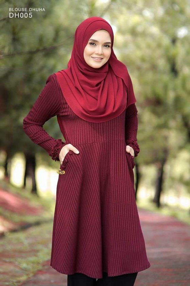 BLOUSE DHUHA DH005 1