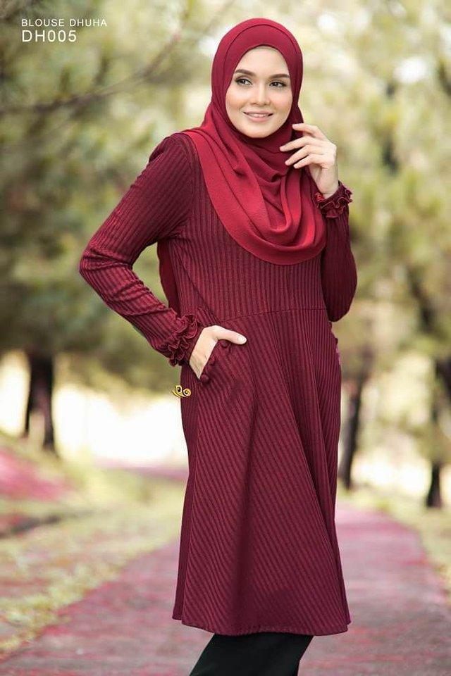 BLOUSE DHUHA DH005 2