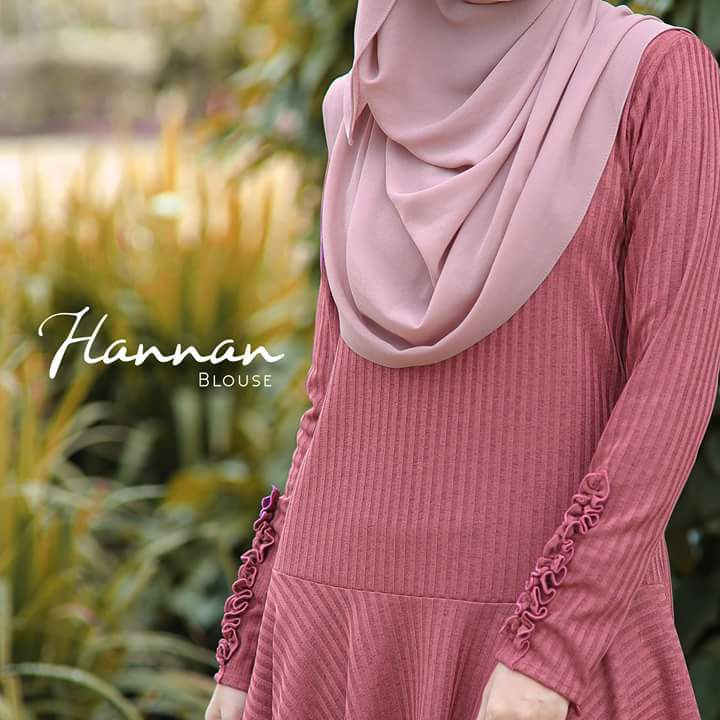BLOUSE HANNAN HN CLOSE