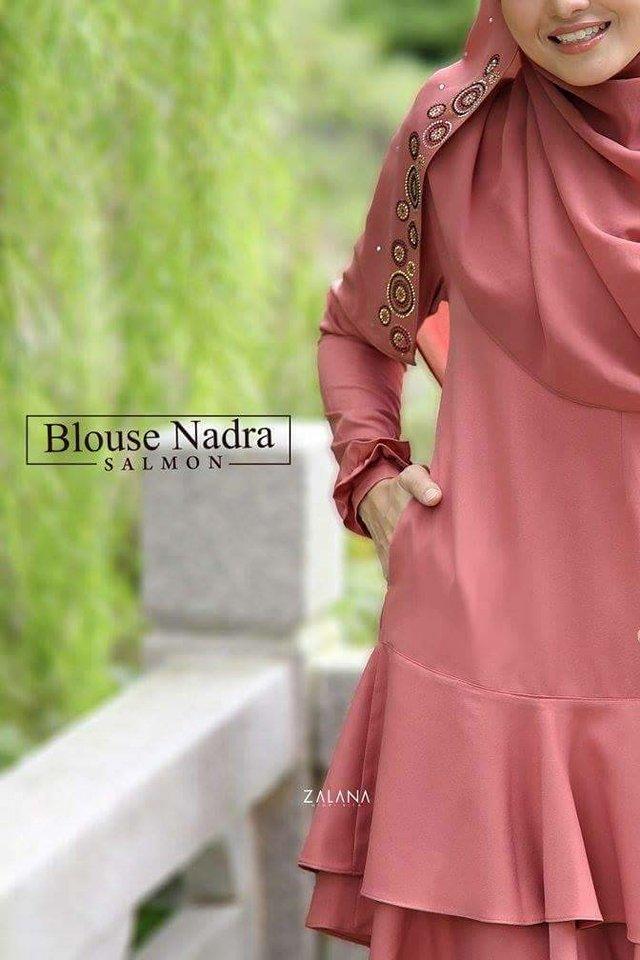 BLOUSE NADRA BR001 2