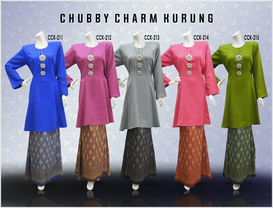 CHUBBY CHARM KURUNG PLUS SAIZ CCK ALL
