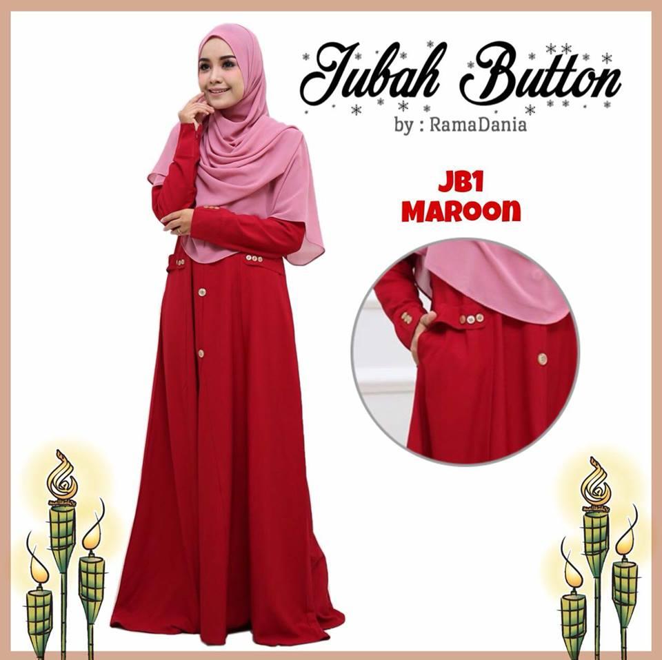 JUBAH BUTTON JB01