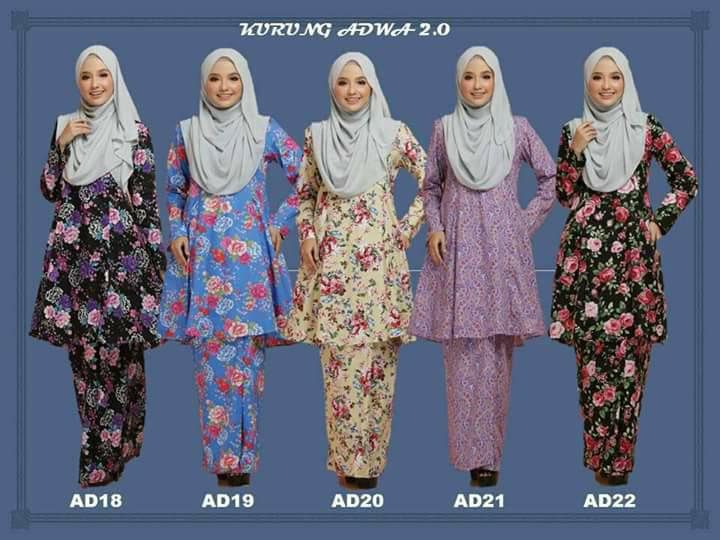 KURUNG MODEN ADWA 2.0 AD ALL