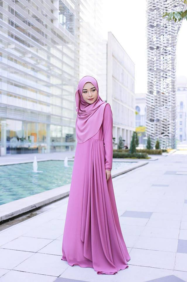 DRESS RAYA TERKINI AISYAH DUSTY 1