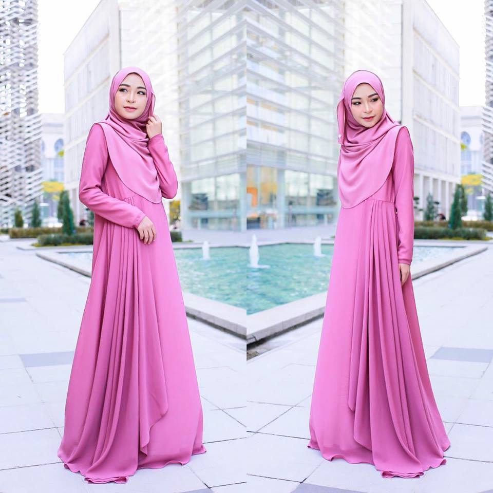 DRESS RAYA TERKINI AISYAH DUSTY 2