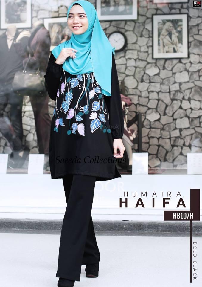 TSHIRT COTTON MUSLIMAH HAIFA HB107H