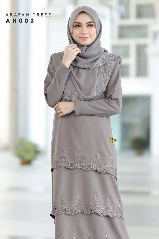 DRESS LAYER TERKINI ARAFAH RAYA 2018 AH003 1