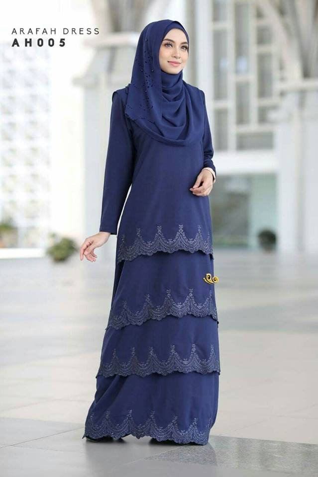 DRESS LAYER TERKINI ARAFAH RAYA 2018 AH005 1