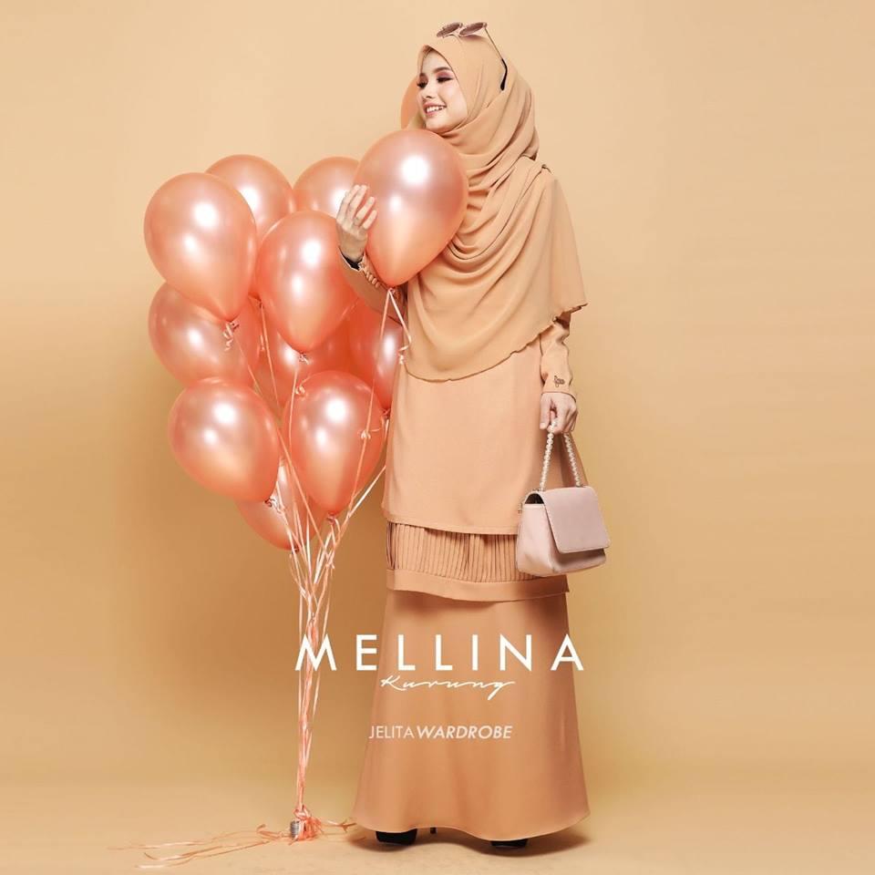 KURUNG MODEN MUSLIMAH MELLINA NUDE 2