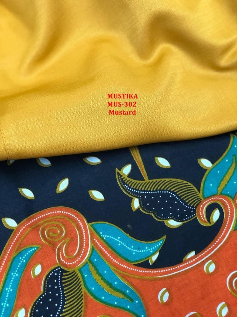 BAJU KURUNG PAHANG TRADISIONAL BATIK MUSTIKA MUS302 2