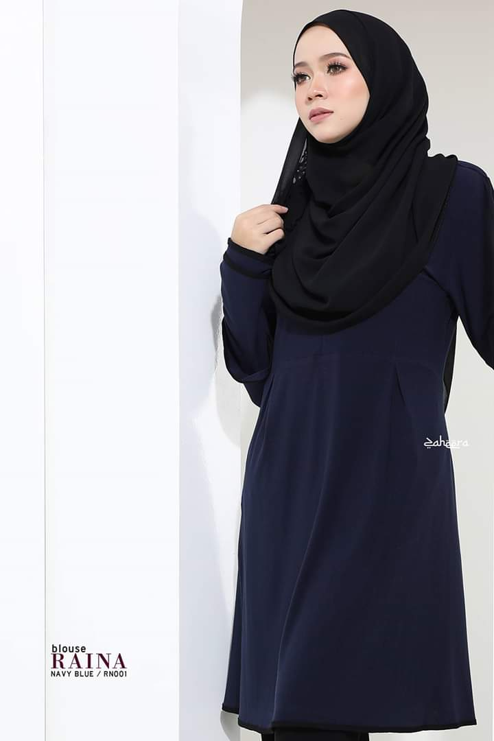 RAINA NAVY BLUE