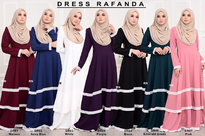 DRESS RAFANDA ALL